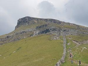 Pen-y-ghent - a mountain